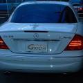 W215 CLの後期'03ルック テールレンズに換装!!