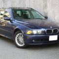 BMW E39 525 ツーリング ジュリア風ドレスアップ術!