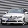 MercedesBenz  NEW C-class (W204)  発表!!