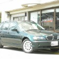 BMW 318iツーリング E46 後期型 入庫です!!