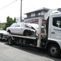 阪神間の動かない車も買取します! 廃車費用頂きません! ガラージュジュリア