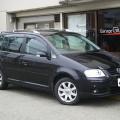 VWゴルフ トゥーラン XE特別限定車 人気の黒の入庫です!