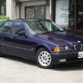 BMW320i 走行4.4万km! E36最終モデル ワンオーナー 入庫