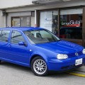 VWゴルフ/GTi 1.8turbo そうこう少ない美車 入庫!!芦屋・西宮・神戸
