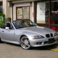 BMW/Z3ロードスター/1.9 入庫