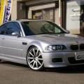 BMW E46 M3 6MT 入庫!!西宮 芦屋 苦楽園 夙川