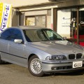 BMW/5シリーズ/528ハイライン 入庫