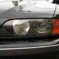 BMW E39ヘッドライト くすみ・黄ばみ除去のご依頼でしたが・・・