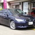 BMW/5シリーズ/545iハイライン ACS仕様 19AW 左ハン 入庫