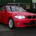 BMW 1シリーズ 118 レザーPkg HDDナビ付 入庫!