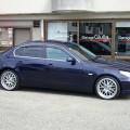 大阪府 T様 BMW545Iハイライン オリエントブルー 御成約ありがとうございました。