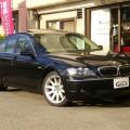 BMW/7シリーズ/750i ベージュレザー コンフォートP 入庫