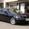 BMW 750i コンフォートパッケージ  1オーナー 入庫しました!