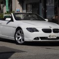 BMW6シリーズ 650iカブリオレ 左ハンドル 自信を持って入庫!