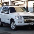フォード/エクスプローラー/XLTエクスクルーシブ レザーシート 左ハンドル 入庫