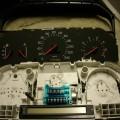 メンテナンス・・ボルボ850メーターのODOトリップ不動修理
