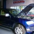 VWトゥアレグ チェックエンジン警告灯点灯!神戸・西宮・芦屋の輸入車修理