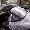 BMW Z3 ソフトトップ交換 もう一台!スクリーン交換よりお得!?