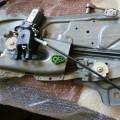 プジョー307CC リアのパワーウインドーのトラブル 格安で修理します!