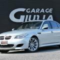 BMW/Mシリーズ/M5SMG3 SMGシフトメカ交換済 アクティブメリノレザー 入庫