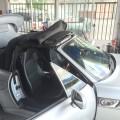 BMW Z3 ソフトトップ 幌交換!