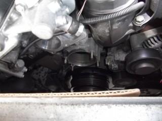 BMW,Z3,E39,E46,E90,水漏れ,水温,低い,高い,修理,神戸,西宮,芦屋