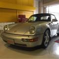 H.5(1993)年  ポルシェ  911  カレラ 2 カブリオレ ターボルック  ディーラー車
