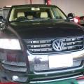 VW トゥアレグ V6 プロペラシャフト ベアリングの交換いたしました!