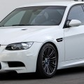 H.20(2008)年 BMW M3セダン 4.0 ホワイト 走行28,000km