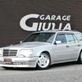 H.7(1995)年  メルセデス・ベンツ  E320ワゴン    AMG E60Tワイドボディー仕様