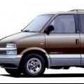 H.11(1999)年 シボレー アストロ LT 4WD AWD リフトアップ ディーラー車 シルバー