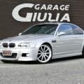H.13(2001)年 BMW M3 6MT チタンマフラー 車高調 シルバー 走行86,100km